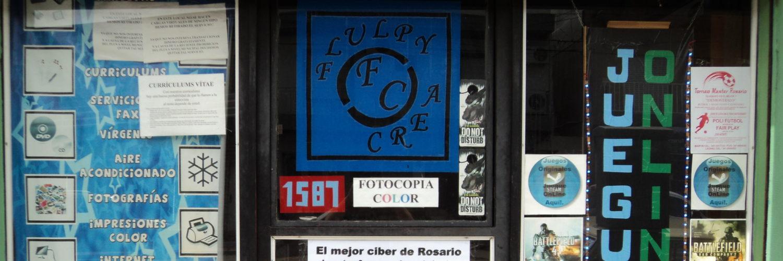 FlulpyCrea, El Ciber y su gente.